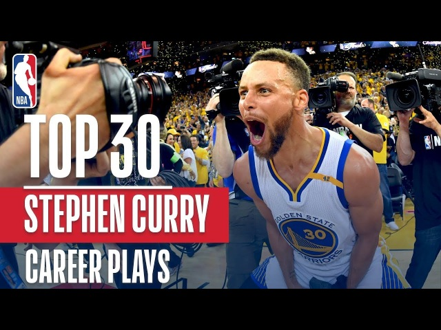 Stephen Curry's AMAZING Top 30 Plays