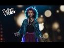 Paulina Baños canta A Mí Padre Audiciones a ciegas La Voz Kids Colombia 2018