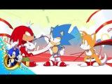 Sonic Mania - Opening Animation