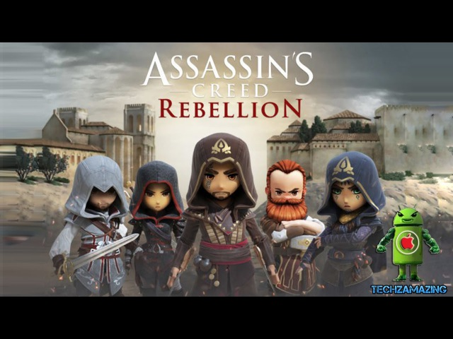 ASSASSIN'S CREED REBELLION GAMEPLAY - ( Android / iOS ) By Ubisoft