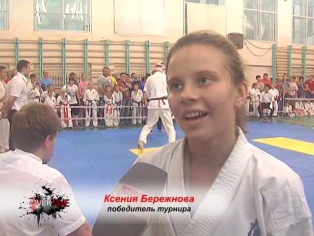 В Аграрном завершилось первенство Крыма по кёкусин кан каратэ