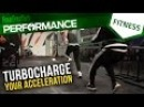 Gym workout | How to improve acceleration | Soccer conditioning