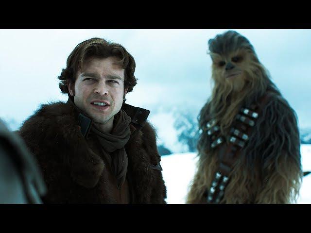 Хан Соло Звёздные Войны. Истории — Русский трейлер (4К, 2018)