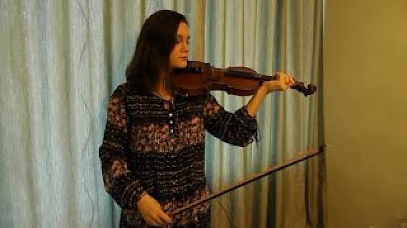 Темы любви из сериала Великолепный век (violin cover)