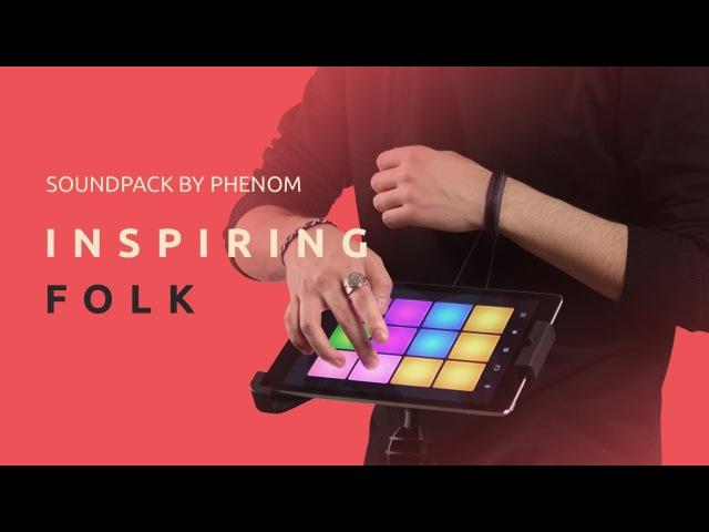 INSPIRING FOLK   DRUM PAD MACHINE