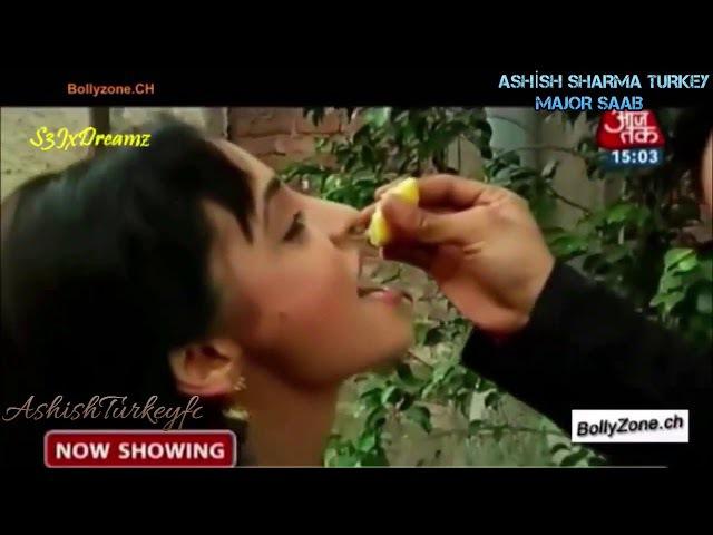 Ashish Sharma ve Sanaya Irani Rangrasiya Kamera arkasi