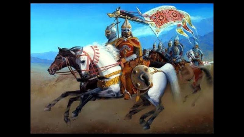 Тюрки Башкиры Татары Казахи Индейцы Викинги ... -Тюрки