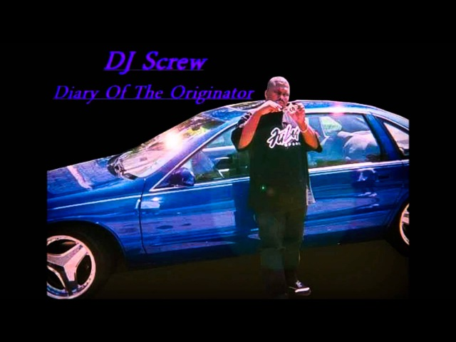 DJ Screw Blowin' Big Behind Tint