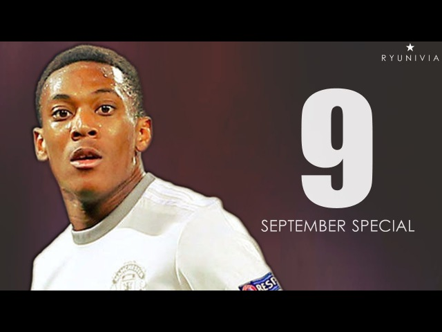 Anthony Martial - September 2017/18 ● Dribbling, Pass Skills Goals, Assists
