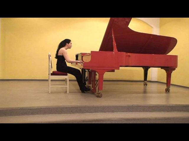 Bach Preludium und Fuge B-Dur (WTK 1. Band) Бах Прелюдия и фуга си бемоль мажор