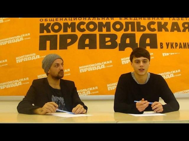 Креативный продюсер Олег Боднарчук и певец Alekseev (часть2)