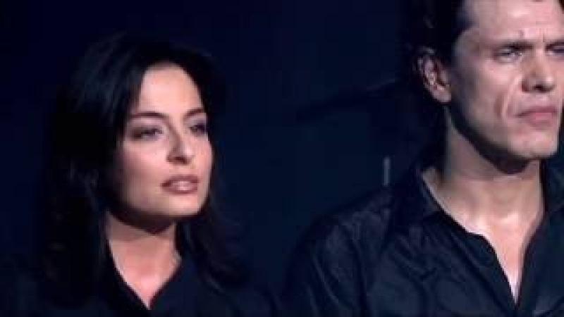 Marc Lavoine Cristina Marocco - J' ai Tout Oublie (Live Olympia Deuxmilletrois T84)