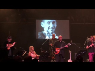 Shane MacGowan and Nick Cave - Summer in Siam + Wild Mountain Thyme - Shane's 60th Birthday Party