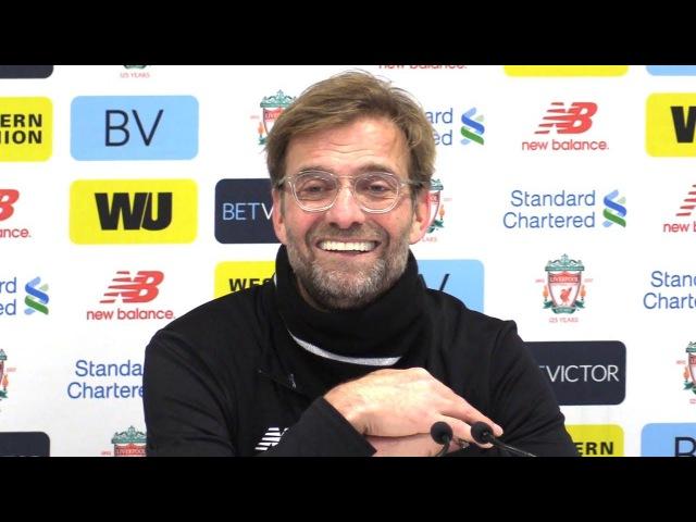 Liverpool 4 3 Manchester City Jurgen Klopp Post Match Press Conference Premier League LIVMCI