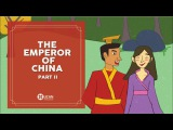 Learn English Listening | English Stories - 82. The Emperor of China p2