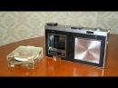 Портативный магнитофон Sanyo Micro Pack 35 Portable tape recorder