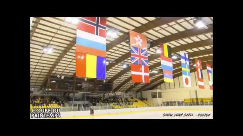 Gala (with links to start-times in comments) - Coupe Du Printemps from March 18, 2018 - Luxembourg