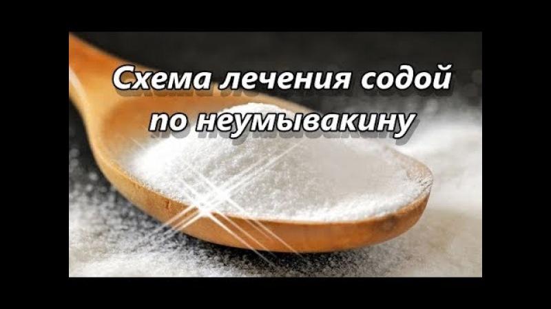 Схема лечения содой по Неумывакину