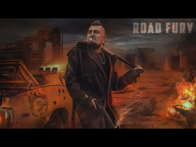 Photoshop Manipulation SPEED ART