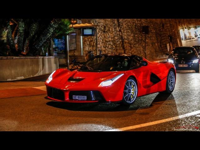 Supercars in Monaco 2017 - VOL. 5 (LaFerrari, Hamann Nervudo, Veyron Vitesse, S63 Brabus 850)
