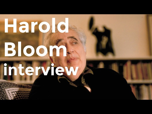 harold bloom on the literary canon Harold bloom: harold bloom, american literary critic known for his innovative interpretations of literary history and of the creation of the western canon.