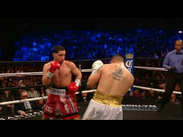 Danny Garcia vs Brandon Rios Full Fight Дэнни Гарсия Брендон Риос Полный бой