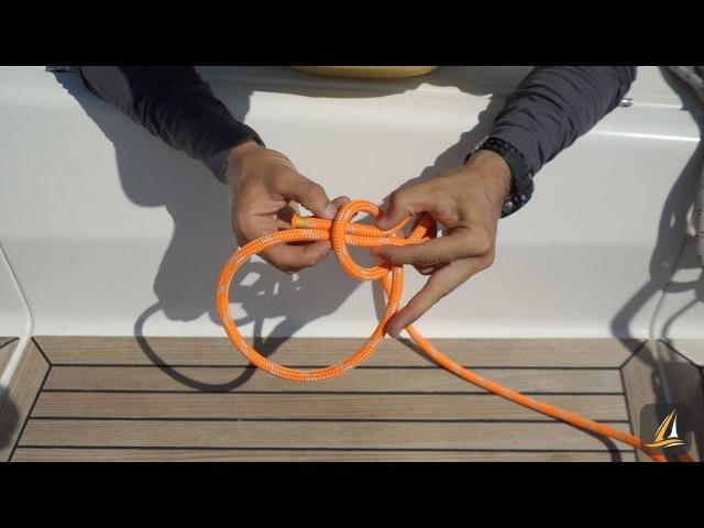 Морские узлы — урок яхтинга 2