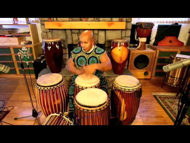 Roped Congas