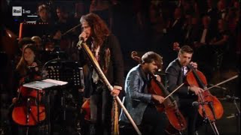 Steven Tyler 2CELLOS - Dream On, Walk This Way