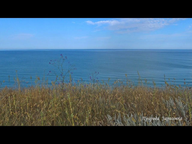 Море, шум волн, прибой, берег, морской бриз, волна, красивое видео, релакс, медимта...