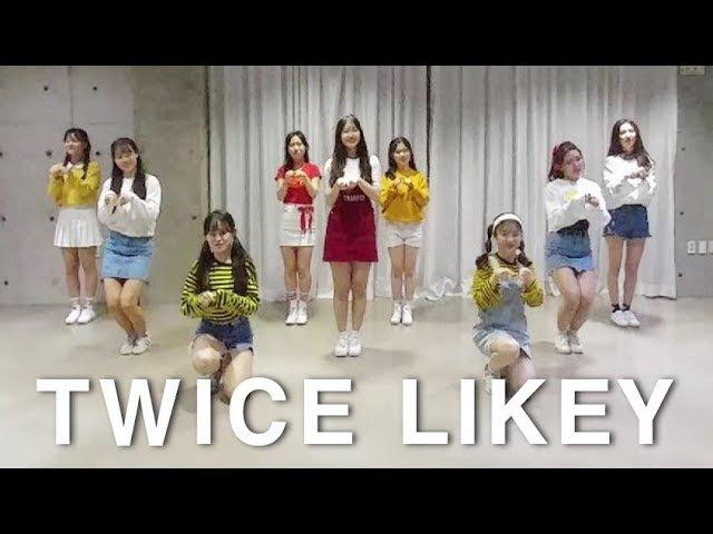 [창원TNS] TWICE(트와이스) - Likey(라이키) 안무(Dance Cover)