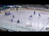 Моменты из матчей КХЛ сезона 16/17 • Удаление. Роб Клинкхаммер (Динамо) отправился в штрафной бокс за подножку 05.02