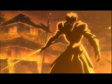 Gilgamesh vs Arturia - Step Back