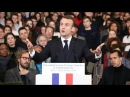 Macron unveils strategy to promote French language