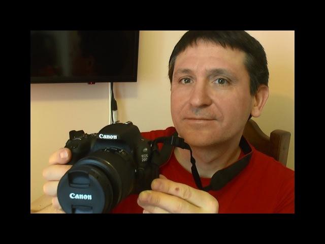 Зеркалка Canon EOS 200D