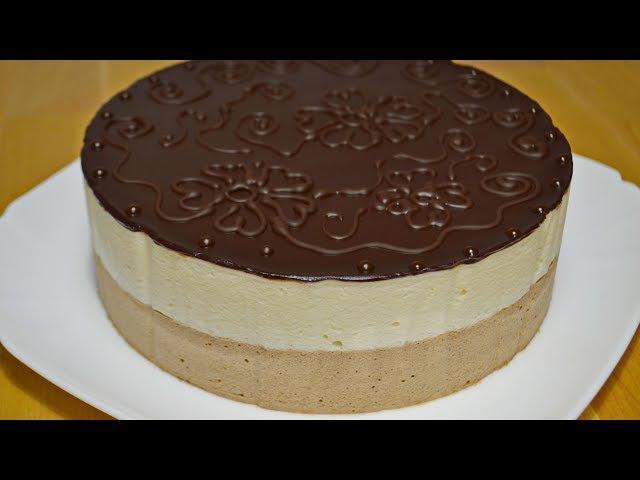 Нежнейший Торт Птичье Молоко (мой вариант) Cake Bird's Milk