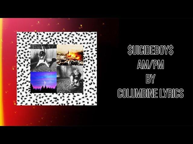 $UICIDEBOY$ - AM/PM[with rus sub]\Перевод
