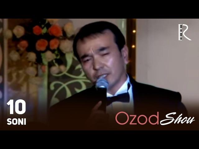 MUVAD VIDEO - Ozod SHOU 10-soni | Озод ШОУ 10-сони