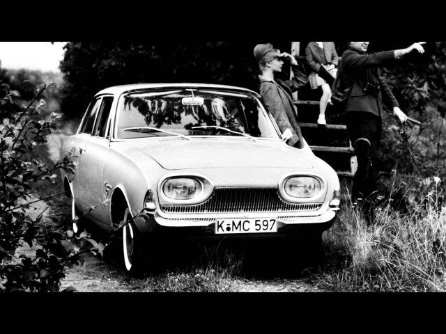 Ford Taunus 17M 2 door P3 '1960–64
