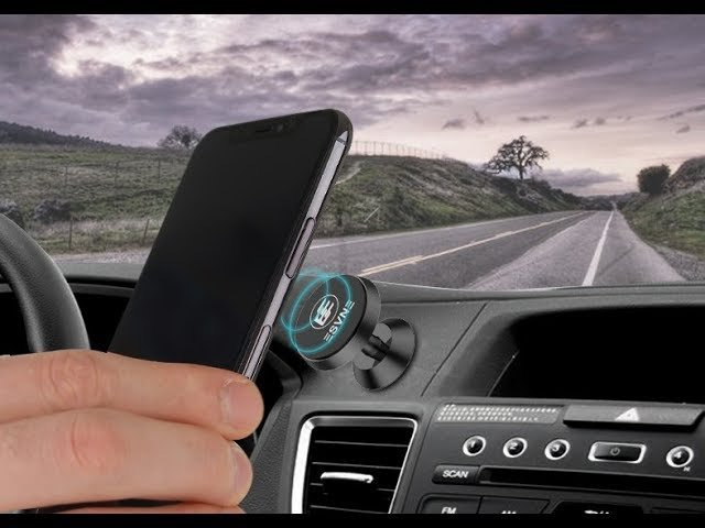 Автомобильный магнитный держатель Esvne для смартфона