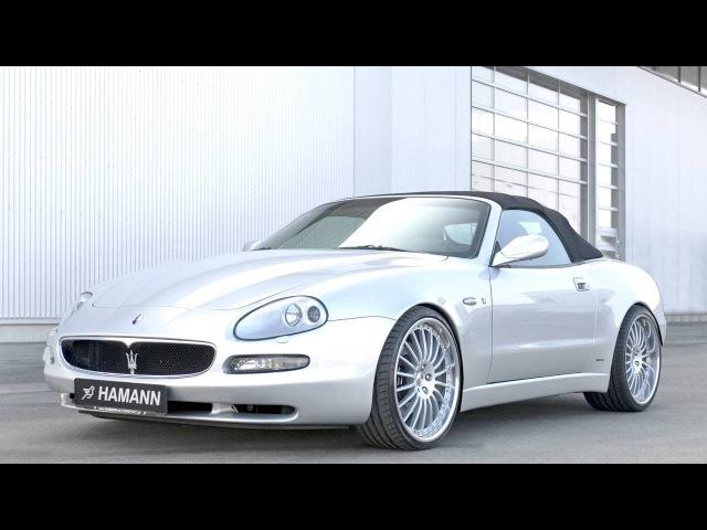Hamann Maserati Spyder 2001–07