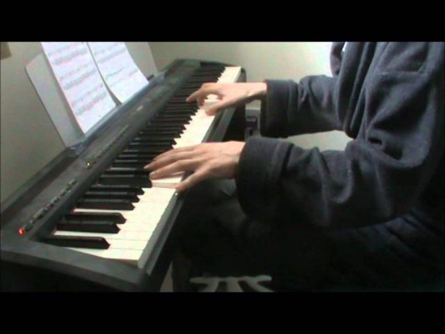 Проверка миграции Super Smash Bros Melee ~ Mute City ~ Piano