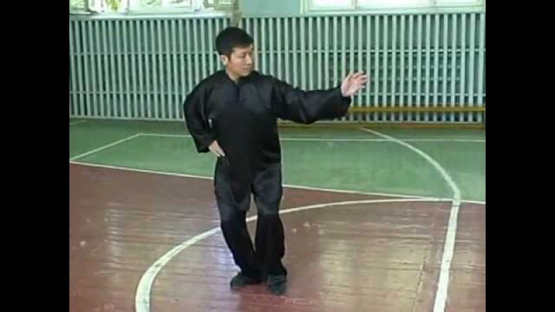 Shen Zhi (a student of Chen Xiaowang) - Paochui (laojia)