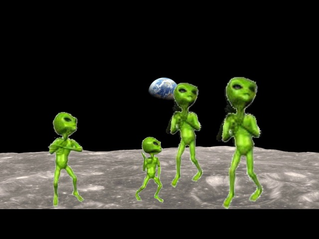 Alien Dançante