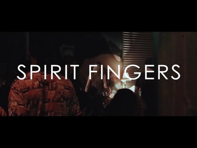 SPIRIT FINGERS - inside