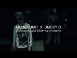 MC NO LIMIT X SMOKY D - DRUM AND BASS MC LIVE FREESTYLE CYPHER PT.2 PROD. BY LOWRIDERZ