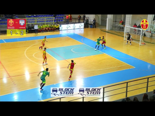 Italy League - Round 11 - Block Stem Cisternino 2x5 Luparense
