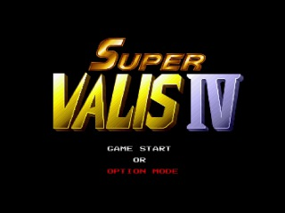 Super Valis IV [SNES] - Прохождение (HARD)