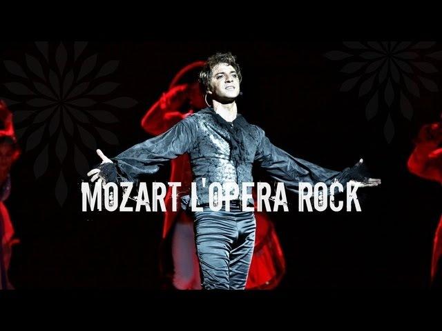 Моцарт. Рок-опера. (Русские субтитры)