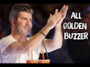 Simon Cowell's ALL GOLDEN BUZZERS New Update